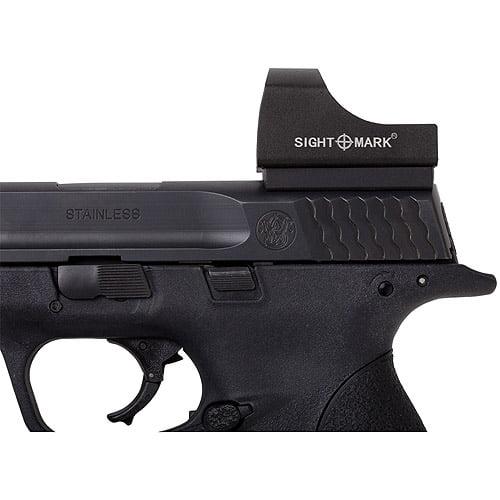 Sightmark Mini Shot Pistol Mount Smith & Wesson M&P