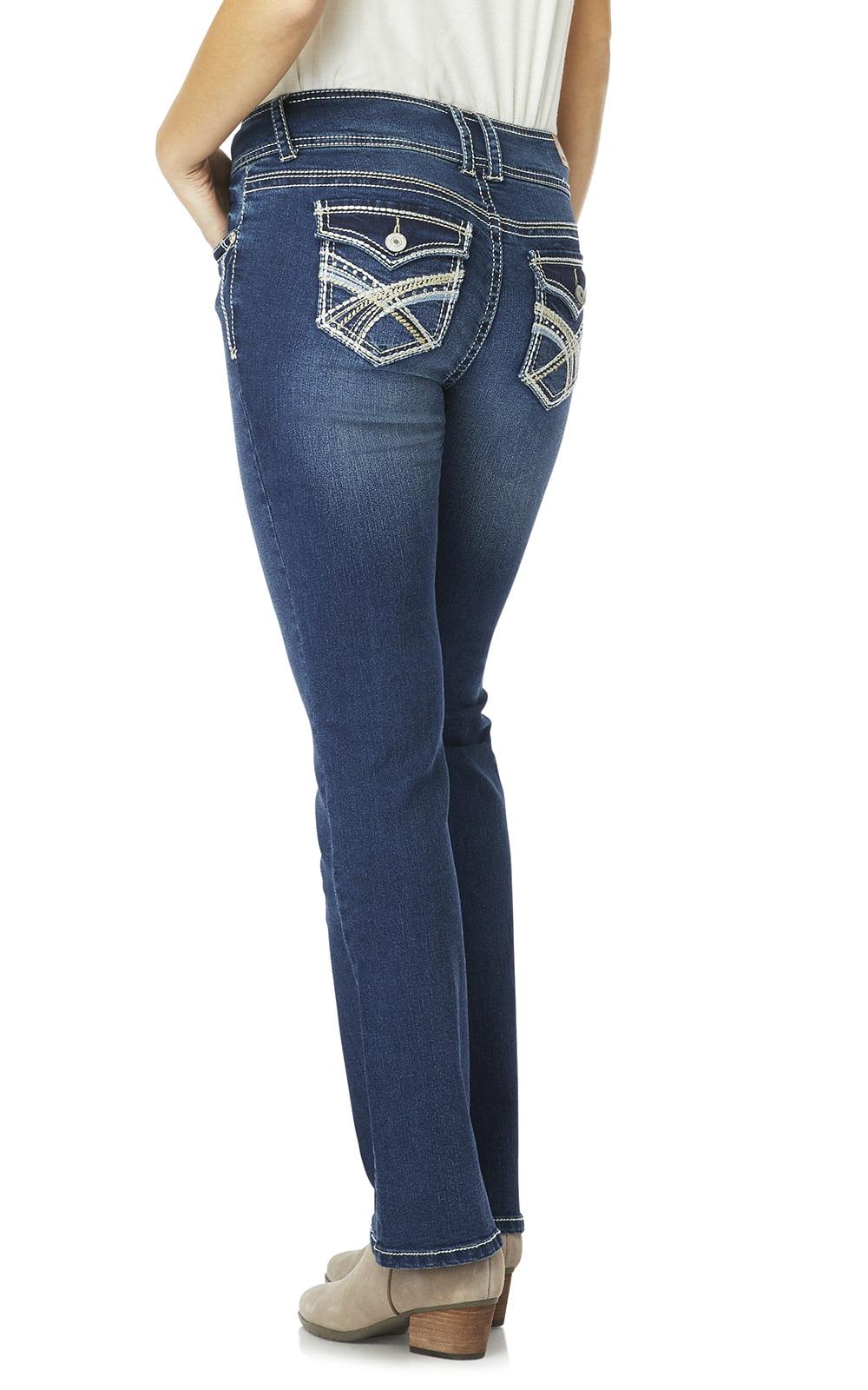 LEI Junior size 5 Corduroy Flat Front Casual Pants Boot Cut Light Blue Sale CHOP