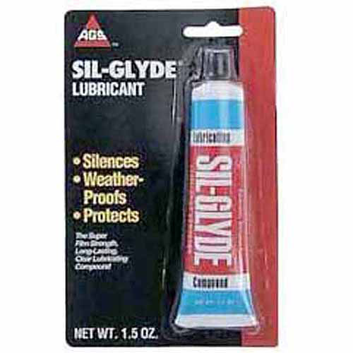 American Grease Stick Sil-Glyde Lubricant, 1-1/2 oz