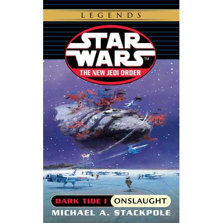 Star Wars New Order (Onslaught: Star Wars Legends (The New Jedi Order: Dark Tide, Book)