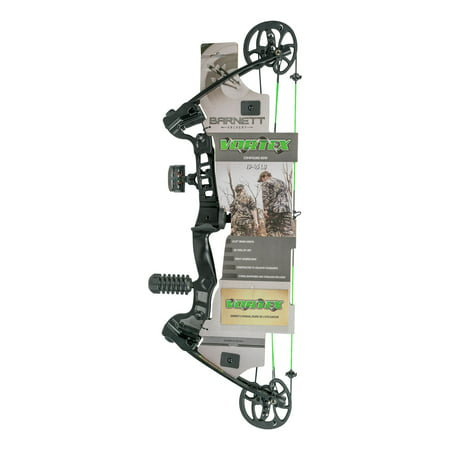 Barnett Outdoors Youth Vortex Compound Bow, Mossy Oak thumbnail