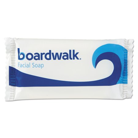 Boardwalk  Face And Body Soap  Flow Wrapped  Floral Fragrance   75Oz Bar  1000 Carton