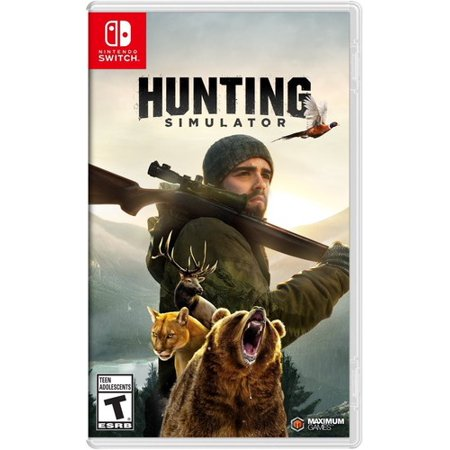 Hunting Simulator for Nintendo Switch