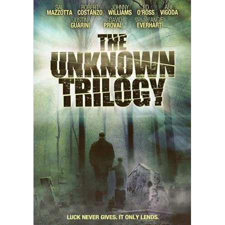 The Unknown Trilogy POSTER Movie (27x40) (Halloween Trilogy)