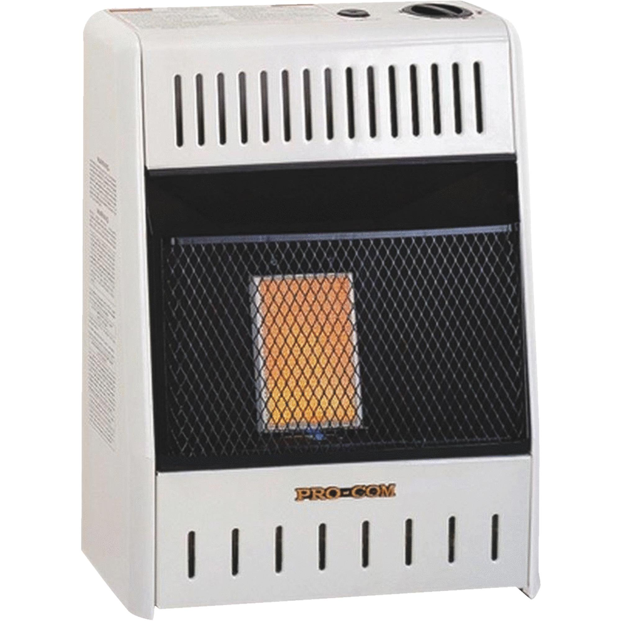 ProCom Infrared Gas Wall Heater by PROCOM HEATING INC
