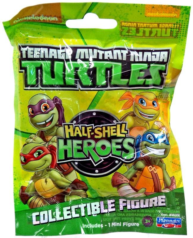 Teenage Mutant Ninja Turtles Micro Lites Miniature blind bag