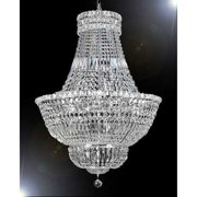 Harrison Lane French Empire Crystal T40-643 Chandelier