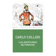 Las aventuras de Pinocho - eBook