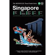 Monocle Travel Guides: The Monocle Travel Guide to Singapore - Hardcover