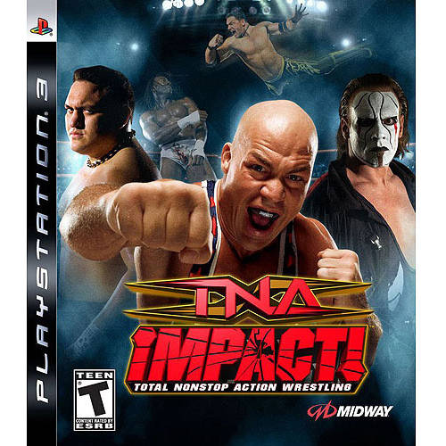 Tna Impact  (PS3) - Pre-Owned