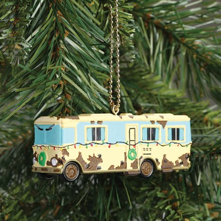 national lampoon christmas vacation ornament cousin eddies rv - National Lampoons Christmas Vacation Decorations