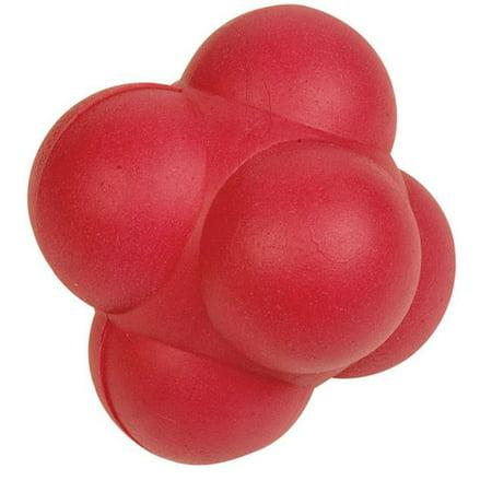 Baseball Size Reaction Ball, Red - image 1 de 1