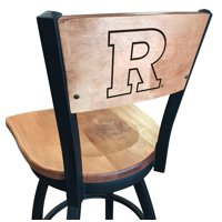 Holland Bar Stool NCAA Swivel Bar Stool with Cushion