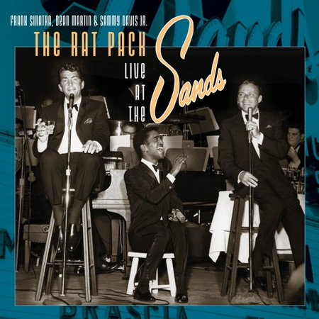 Rat Pack: Live at the Sands / Various (Vinyl)
