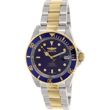 Men's 8928OB Pro Diver 23k Gold Plating & SS Two-Tone Automatic
