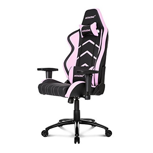 ERGONOMIC GAMING CHAIR PINK ADJ ARMS ND HEIGHT RECLINE PLEATHER  sc 1 st  Walmart & ERGONOMIC GAMING CHAIR PINK ADJ ARMS ND HEIGHT RECLINE PLEATHER