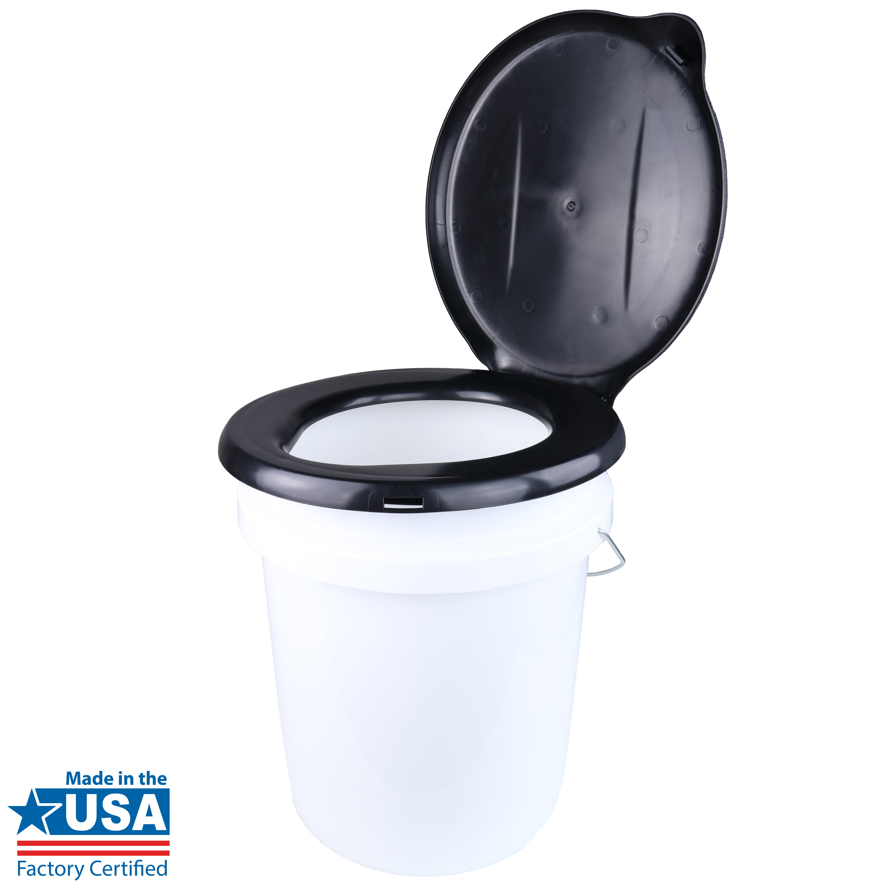 Incredible Ozark Trail Portable Toilet Seat Lid Walmart Com Caraccident5 Cool Chair Designs And Ideas Caraccident5Info