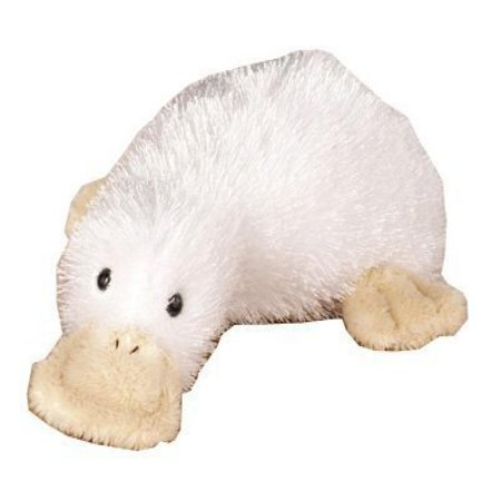 Ganz Lil' Webkinz Plush - Lil' Kinz Googles Stuffed Animal by plush-duck-hs021-9a-a209 (Ganz Duck)