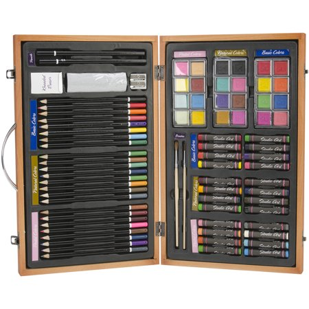 Darice Professional Art Set, 1 - Art Painting Supplies