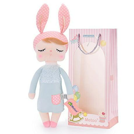 Me too angela stuffed bunny plush rabbit dolls easter gifts me too angela stuffed bunny plush rabbit dolls easter gifts decorations 12 inches negle Image collections