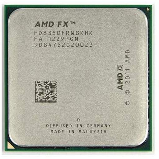 OEM AMD FX-8350 125W AM3+ Eight Core 4.0GHz Desktop CPU NEW