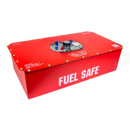 FUEL SAFE Race Safe 22 gal Red Fuel Cell and Can P/N RS222A