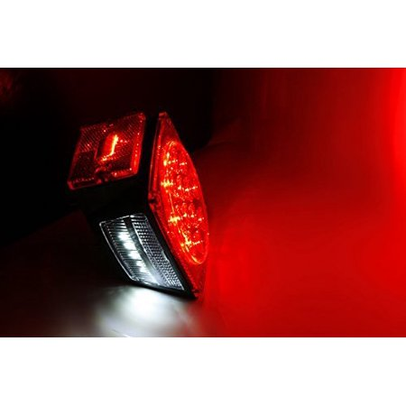 12V LED Trailer Tail Light (Turn/Stop/Signal-Left/Right-DOT Compliant) - image 5 of 8