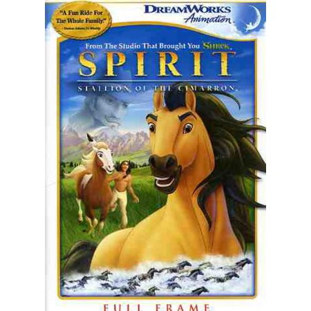 Spirit-Stallion of the Cimarron ( (DVD))