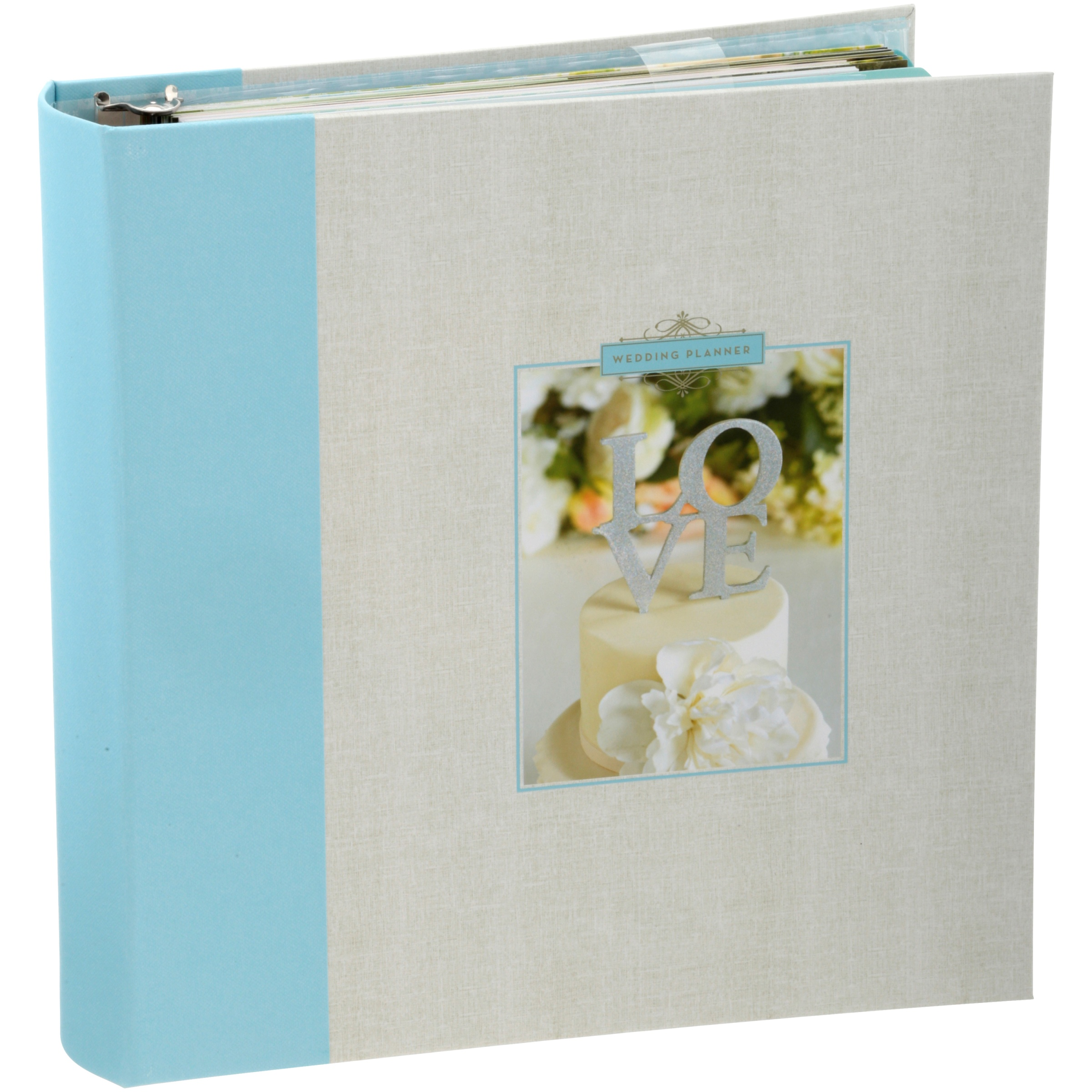 Gartner Studios Wedding Planner - 11.6 x 11.6 inches