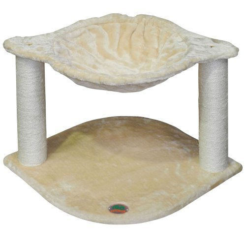 Go Pet Club Cat Tree Condo Scratcher Post Pet Bed Furniture
