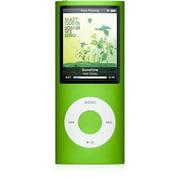 Apple iPod Nano 4th Generation 8GB Green Bundle, Excellent Condition, in Plain White Box