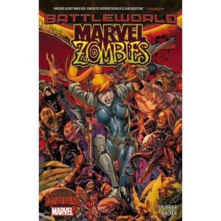 Marvel Zombies : Battleworld - Marvel Zombies Halloween Review