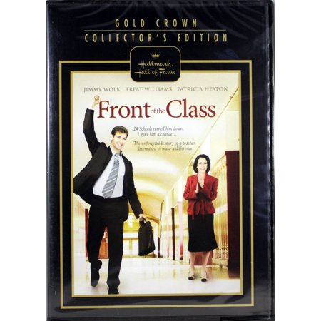 Front Of The Class NEW DVD Hallmark Gold Crown Collector's Edition Jimmy