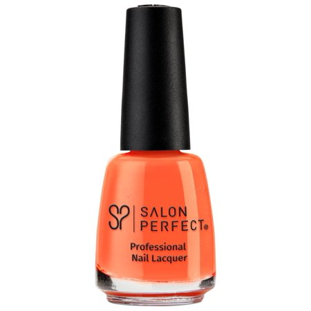 (2 Pack) Salon Perfect Nail Lacquer - Sweet Peach Sangria