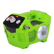 Greenworks 24V 115 PSI Cordless Air Compressor, Battery Included 41572