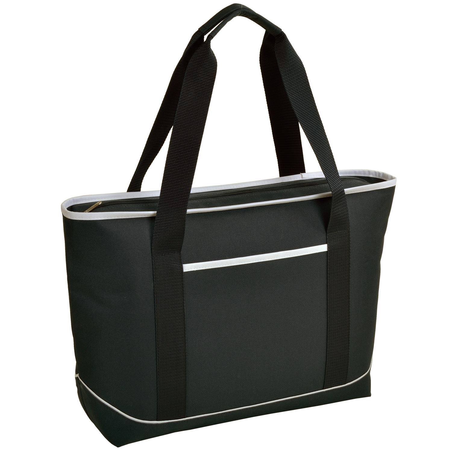 Picnic at Ascot Large Insulated Tote (346-BLK)