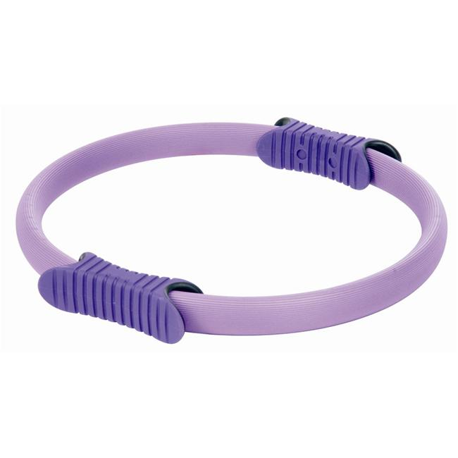 AGM Group 37000 14. 5 inch Deluxe Pilates Ring - Purple