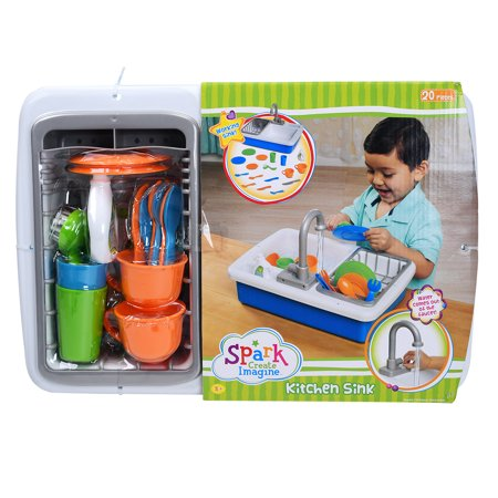 Spark Kitchen Sink Toy Walmart