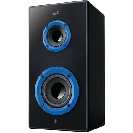 ILIVE ISB65BU Bluetooth(R) Portable Speaker (Blue)