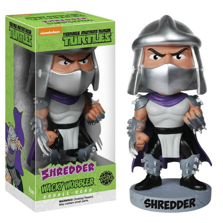 Ninja Turtle Marshmallow Pops (Tmnt: Shredder Wacky Wobbler (Funko,)