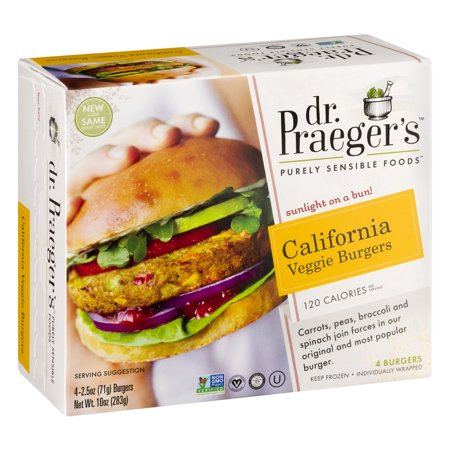 recipe: dr praeger veggie burgers review [1]