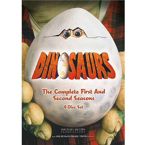 Dinosaurs: The Complete First And Second Seasons by Walt Disney Studios Home Entertainment