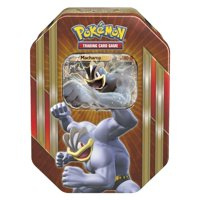 Pokemon TCG Card Game Machamp EX Spring 2016 Triple Power Collector's Tin
