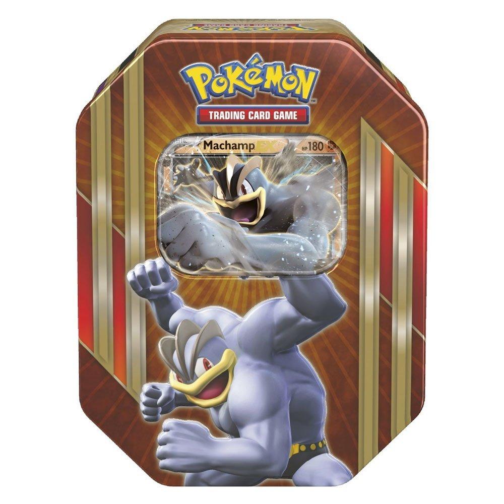 Pokemon TCG Card Game Machamp EX Spring 2016 Triple Power...