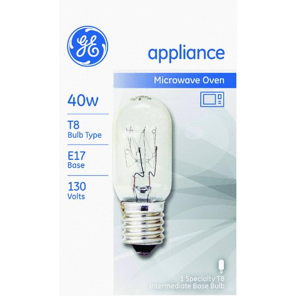 Westinghouse T8 Microwave Oven Light Bulb