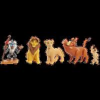 Disney's The Lion King 5-Piece Collectible Figure Set