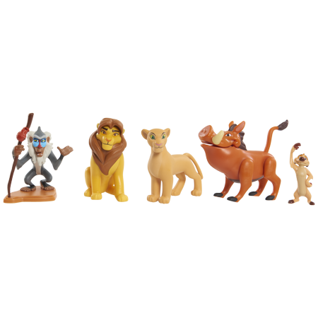 Disney's The Lion King 5-Piece Collectible Figure Set