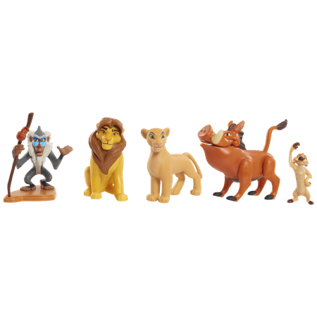 Disneys The Lion King 5-Piece Collectible Figure Set