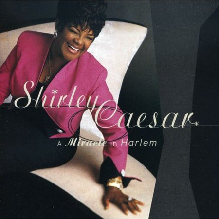 Personnel includes: Shirley Caesar (vocals); Hezekiah Walker's Love Fellowship Church Choir.Recorded live in Harlem, New York City, New York.All tracks have been digitally mastered using HDCD technology.A MIRACLE IN HARLEM was nominated for a 1998 Grammy Award for Best Traditional Soul Gospel