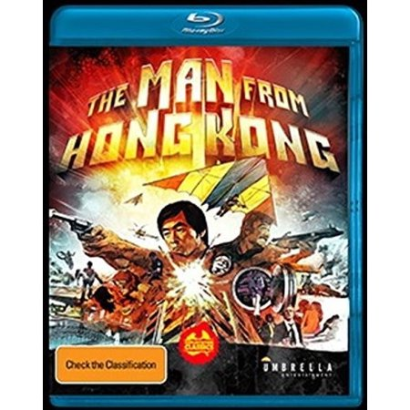 The Man From Hong Kong (Blu-ray) - Hong Kong Disneyland Halloween Parade